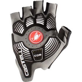 Castelli Rosso Corsa Pro V Gloves, biały